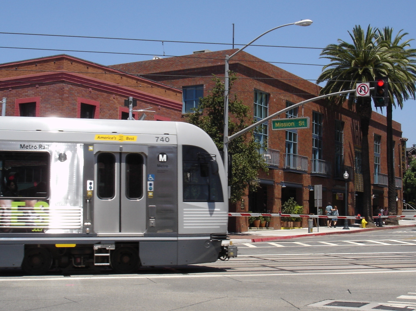 light rail in los angeles